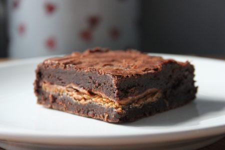 Daim You! brownie