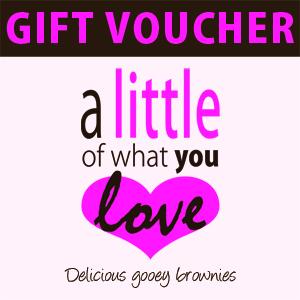 Brownie Gift Voucher